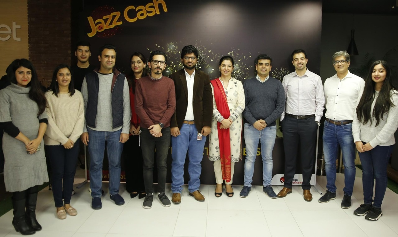 Jazzcash 7 million