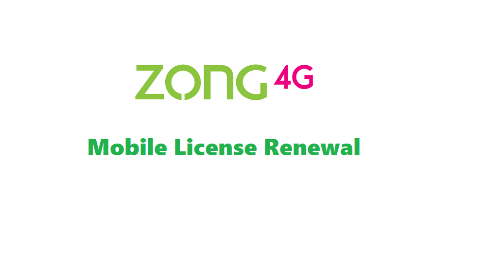 GoP Receives $238.6 million From Zong for License Renewal
