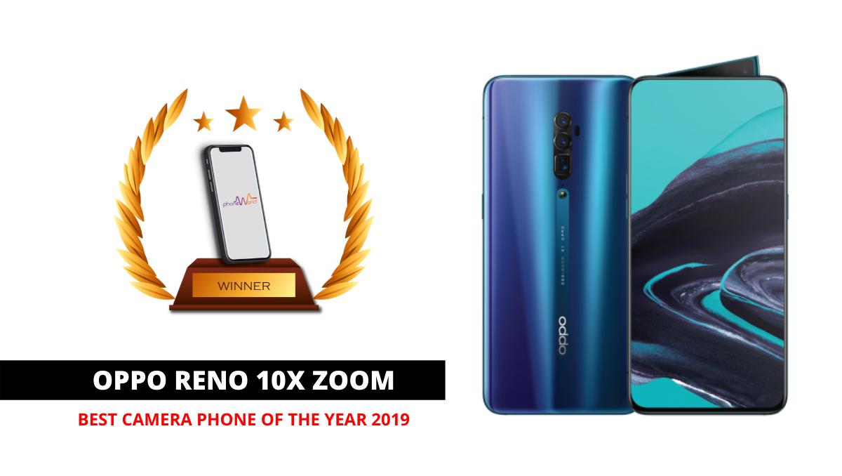 OPPO RENO 10X ZOOM Best Camera phone 2019