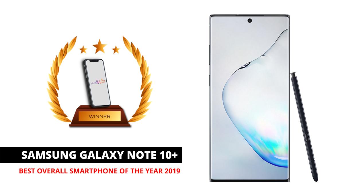 SAMSUNG GALAXY NOTE 10+ Best Smartphone 2019 (2)