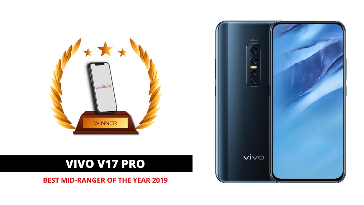 VIVO V17 Pro Best Midranger