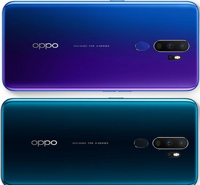 best smartphones under 45000 oppo a9 2020