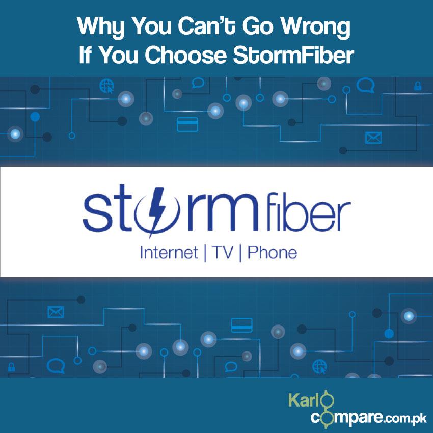 Stormfiber ISP