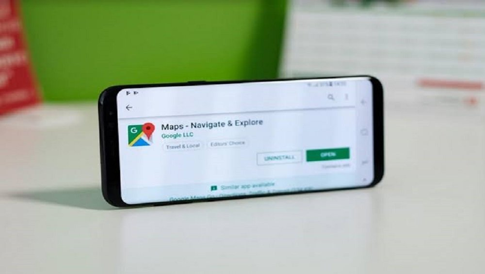 Google Maps Update Solves Gesture Navigation Issue