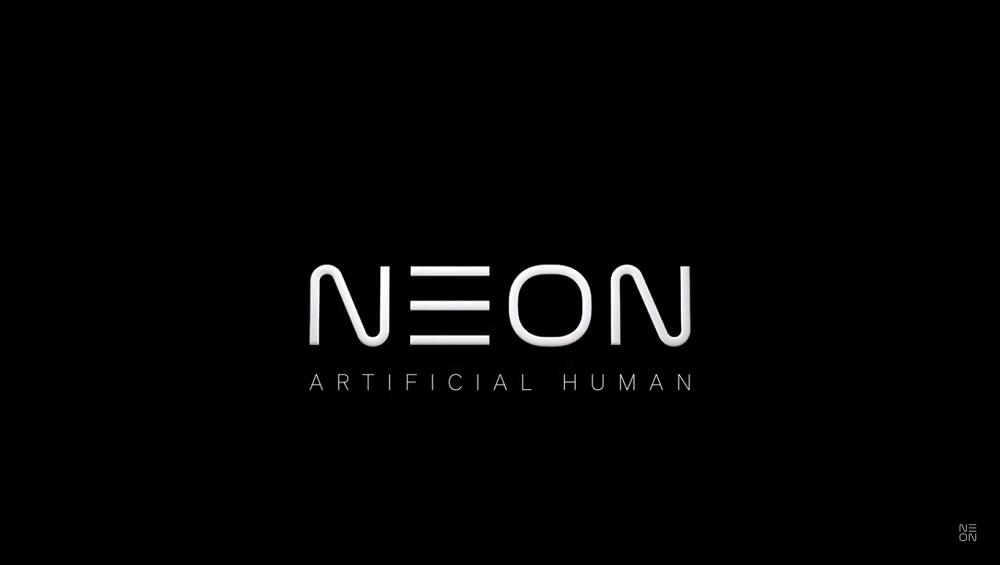 Samsung Artificial Human Neon