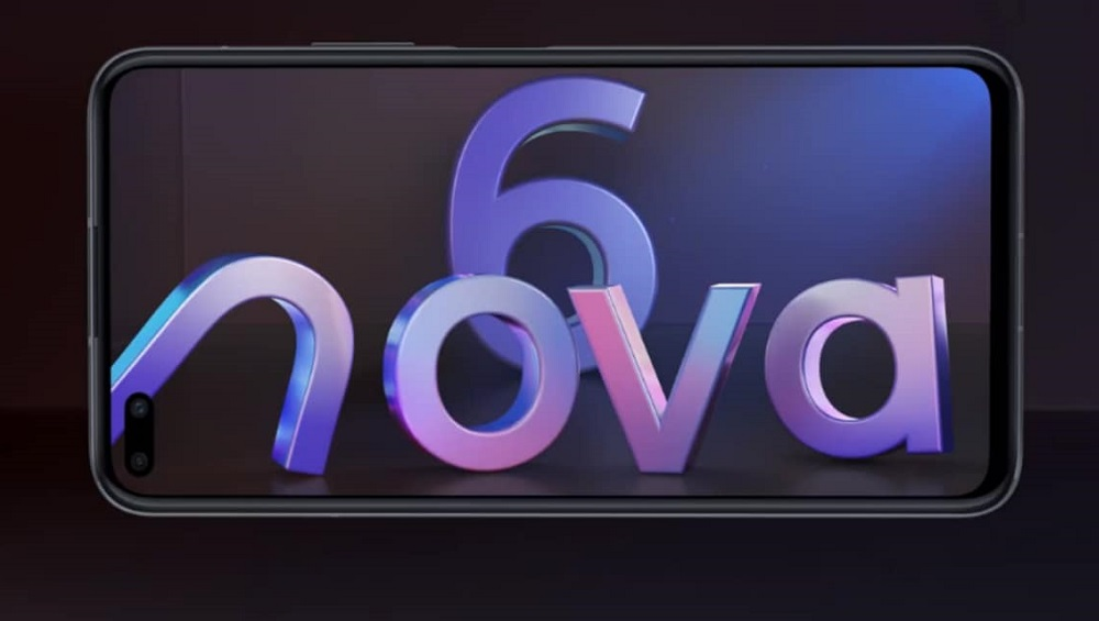 Nova 6 hands-on Images
