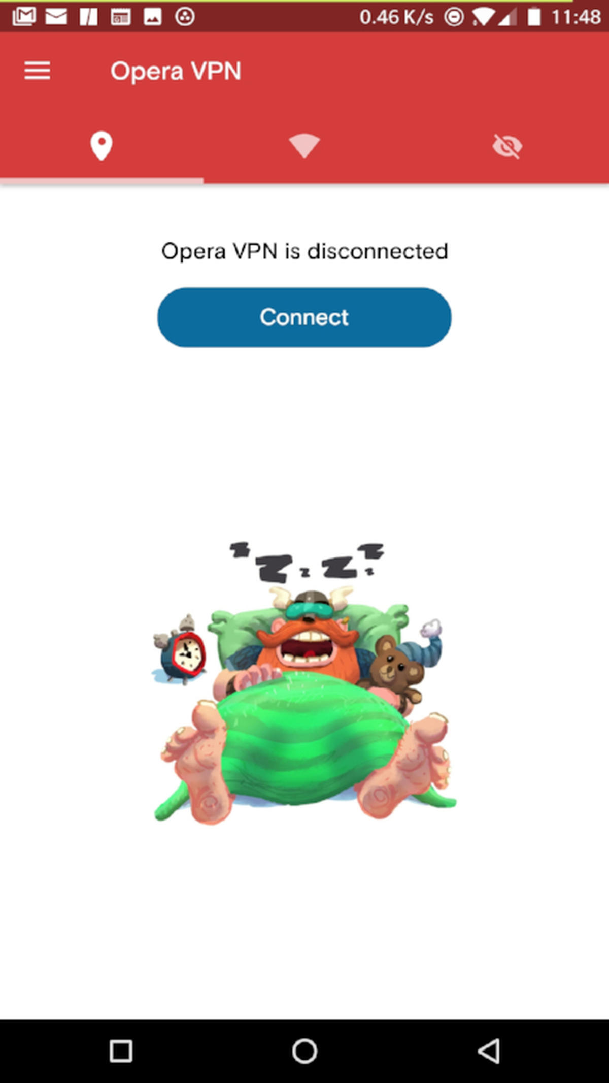 Opera VPN Top List