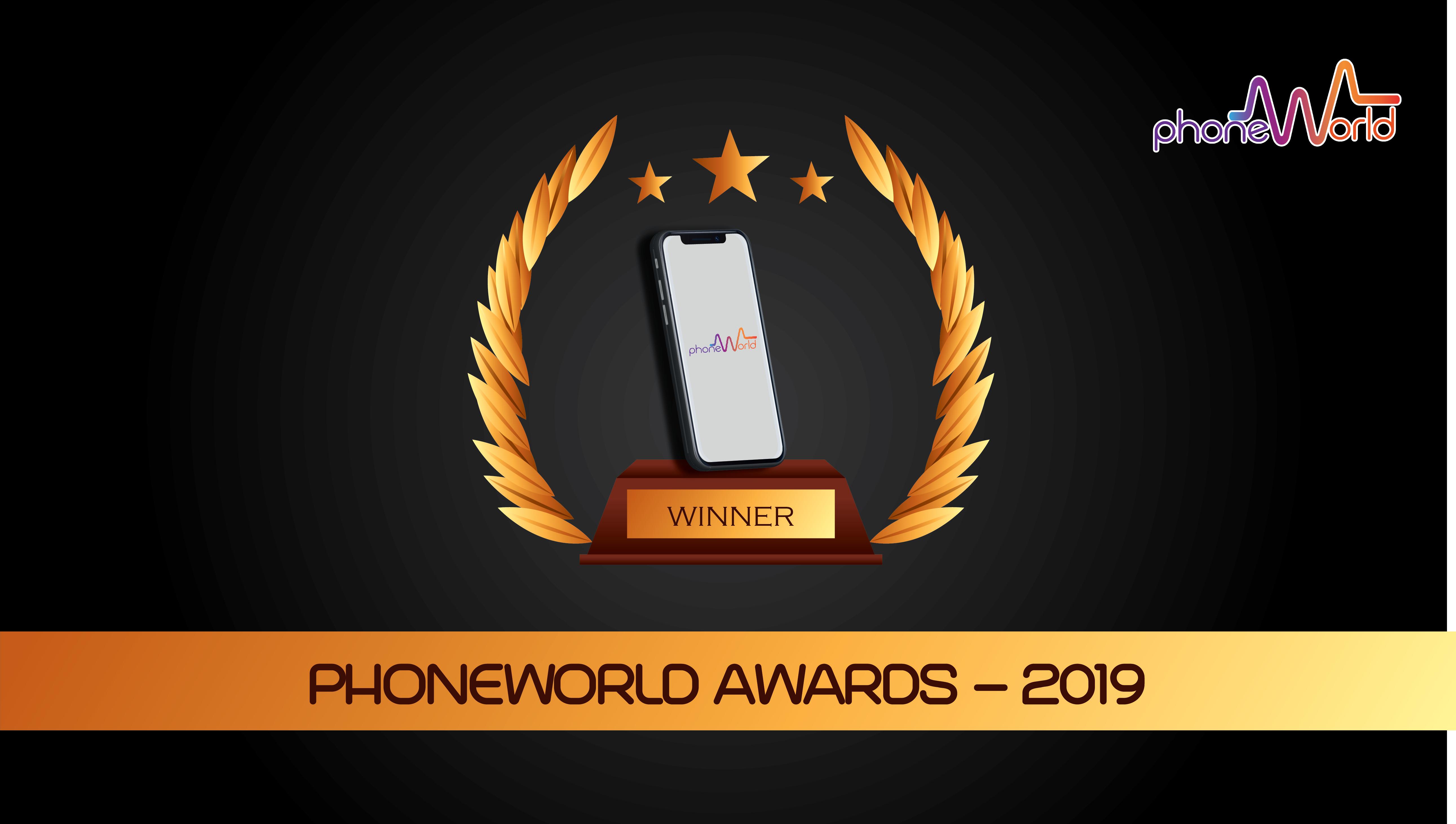 phoneworld awards 2019