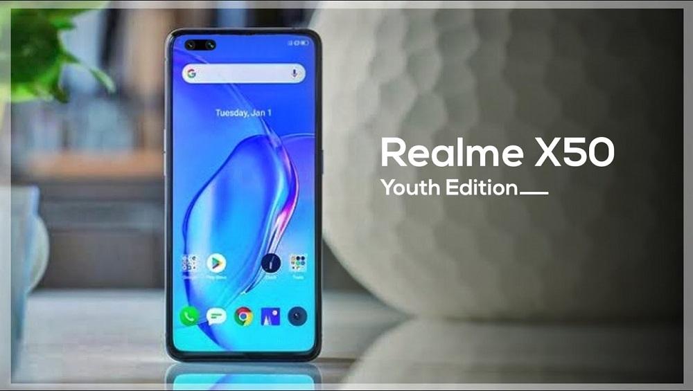 realme x50 youth