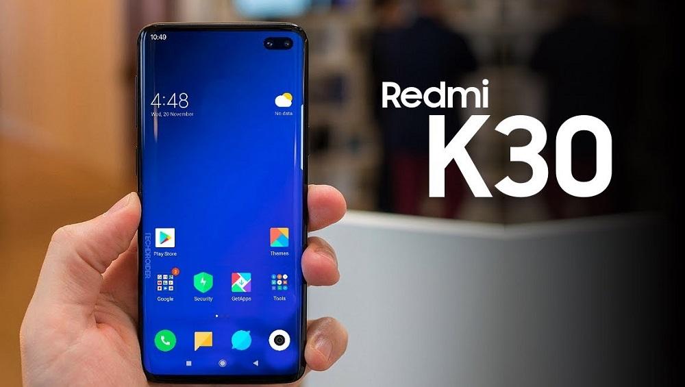 Redmi K30 Snapdragon 765G