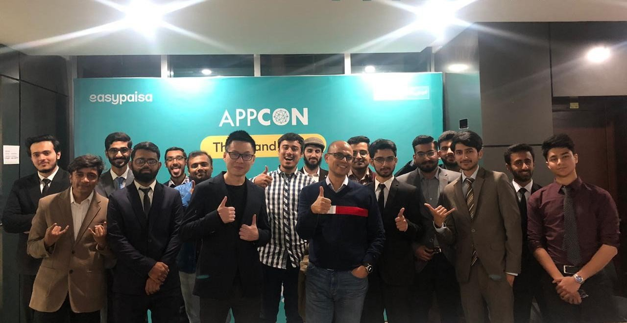 Motivating young minds to be digital leaders; Telenor Microfinance Bank's APPCON 2019