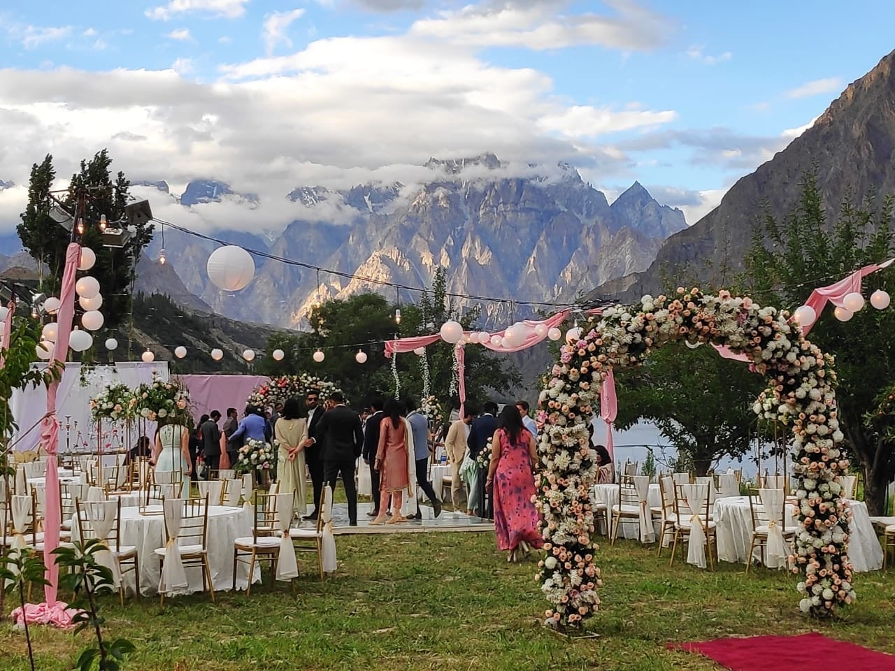 5 Places To Have Your Dream Destination Wedding Within Pakistan