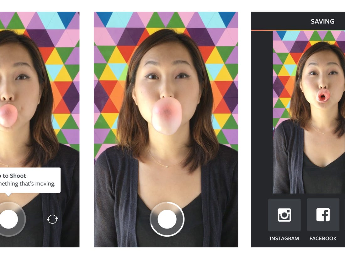Instagram's latest update Bring New Features for Boomerang Videos