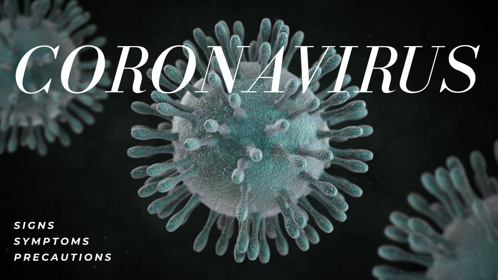Coronavirus- All You Need To Know