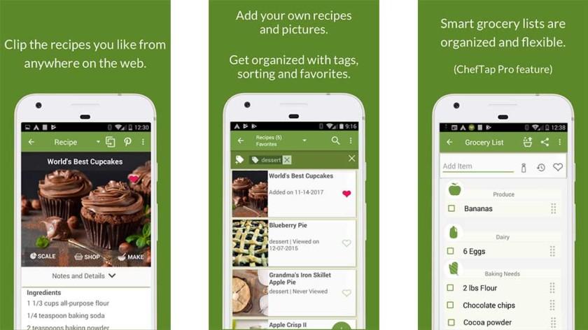 best cooking apps