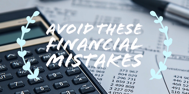 financial mistakes in business