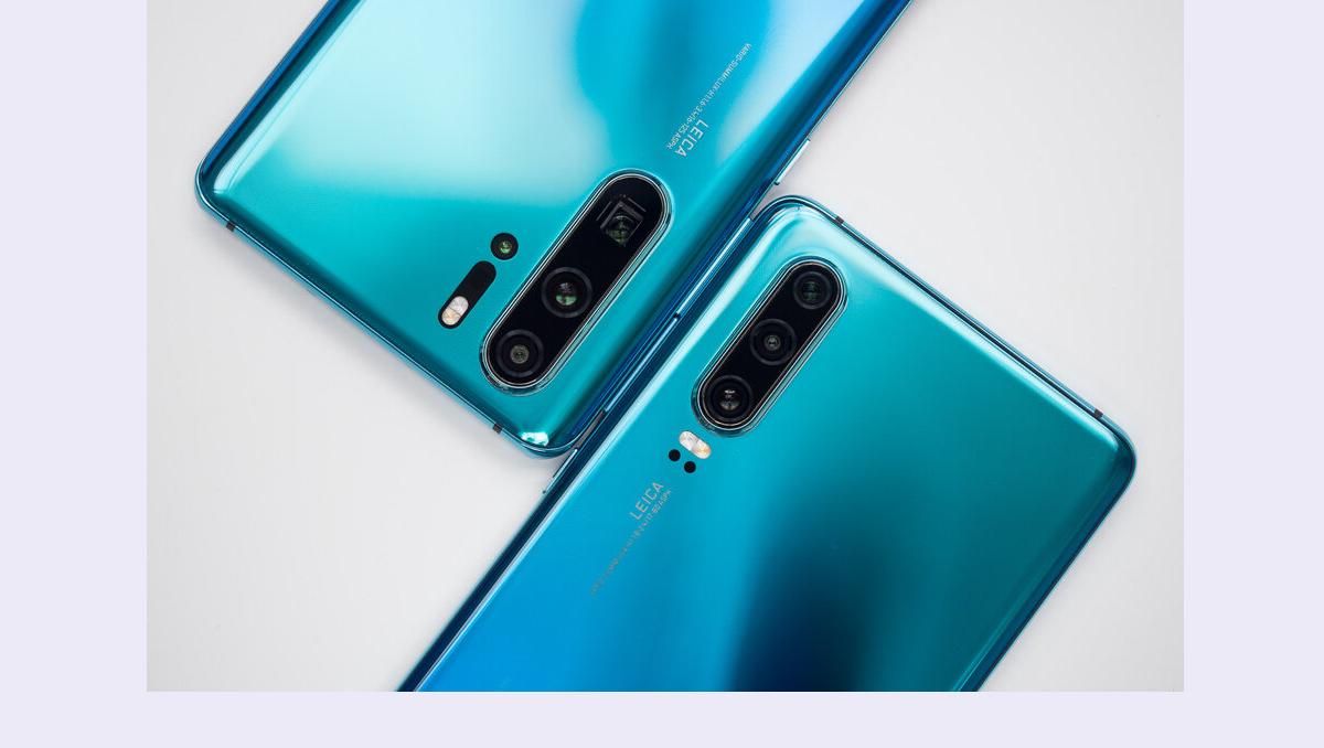 Huawei P40 Lineup