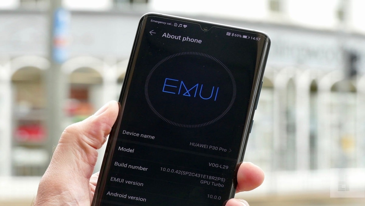 Honor Phones EMUI 10