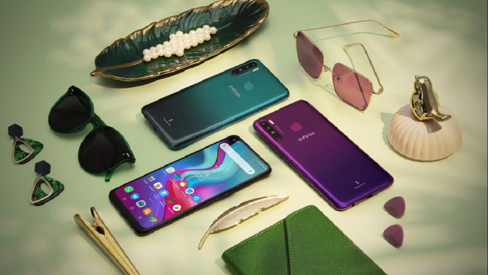 Top 5 best Infinix Smartphones in the year 2019