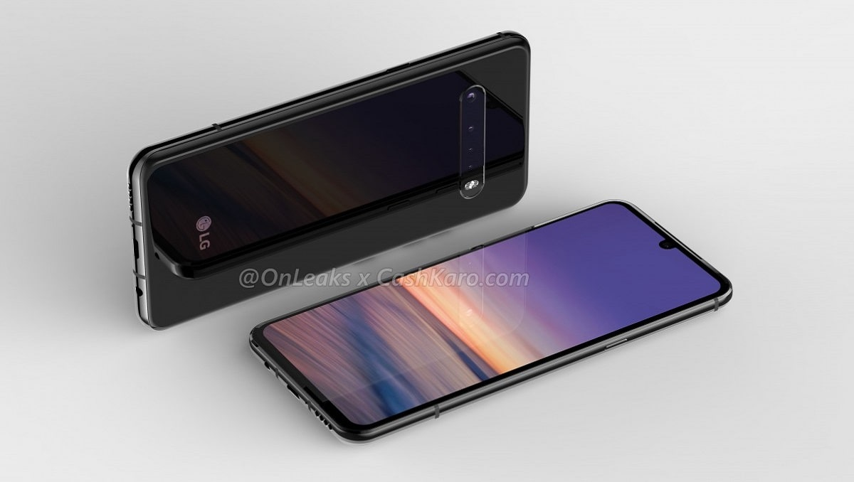 LG G9 Renders