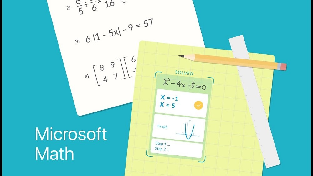 Microsoft Math Solver App is Now Live