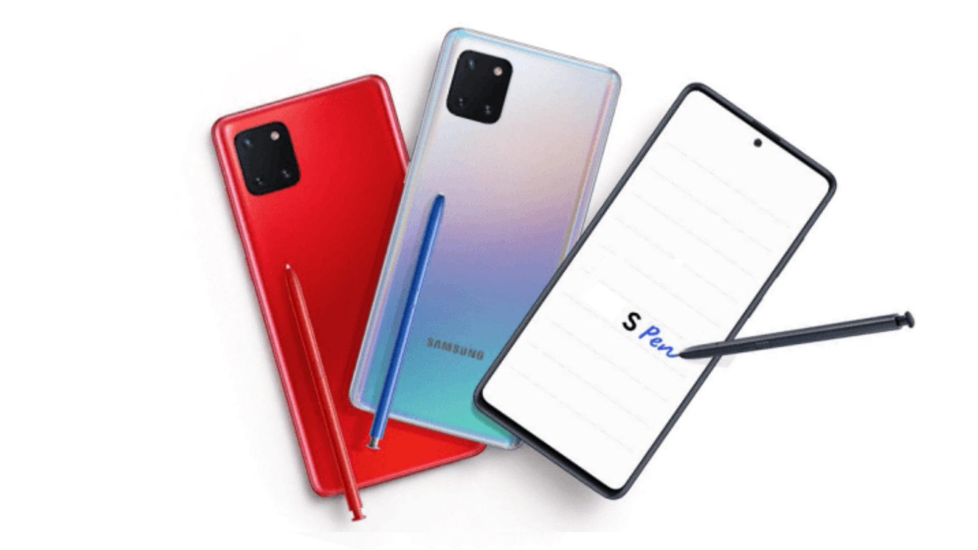 Note 10 Lite Leaked Pictures Reveals More Details of The Device