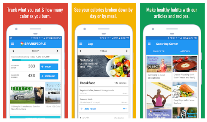 Best Calorie Counter Apps for Android