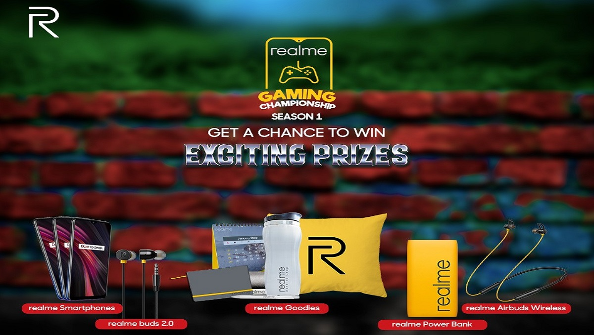 Realme PUBG Gaming Tournament