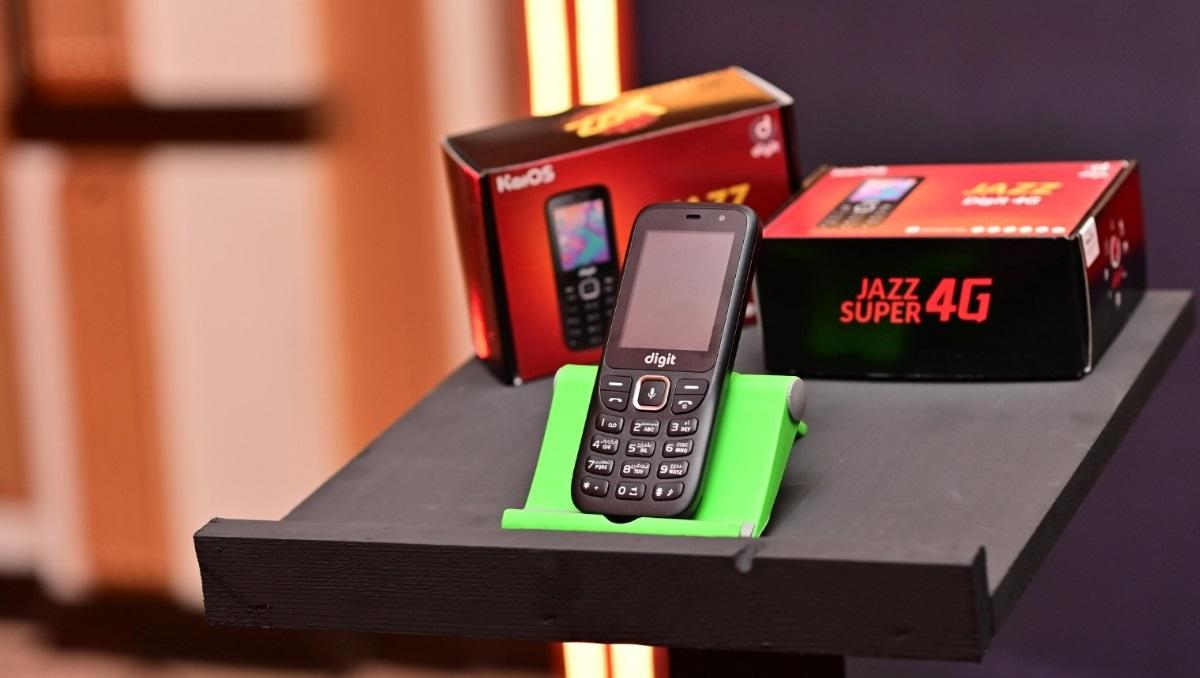 Jazz Digit 4G - Most Affordable 4G Phone Pakistan