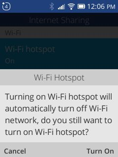 wifi hotspot check