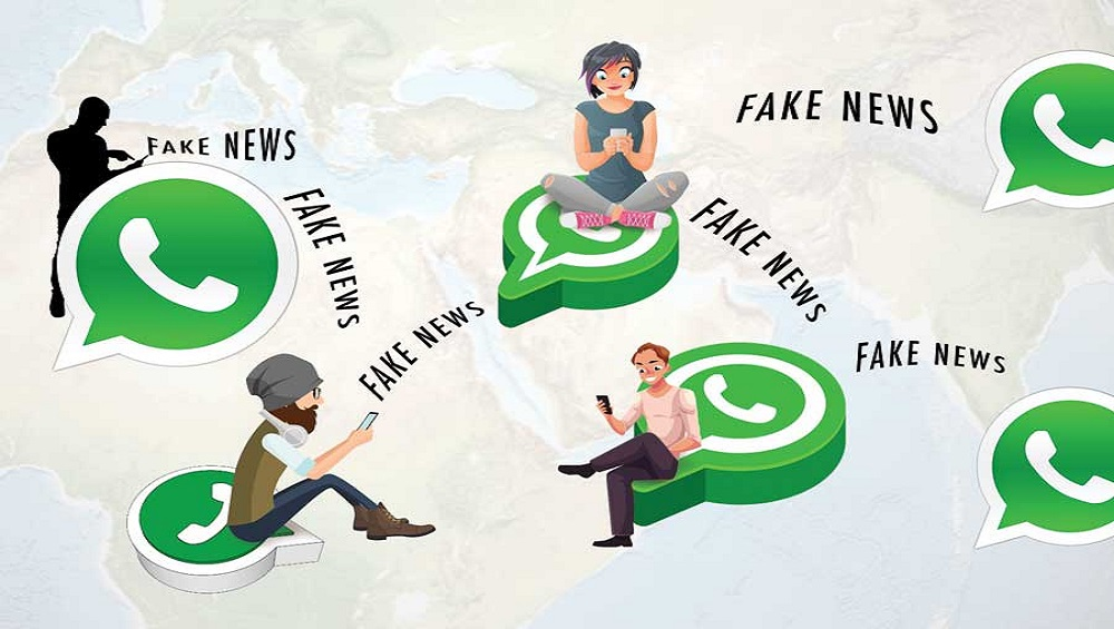 WhatsApp is a Breeding Ground of False Information: Journalists