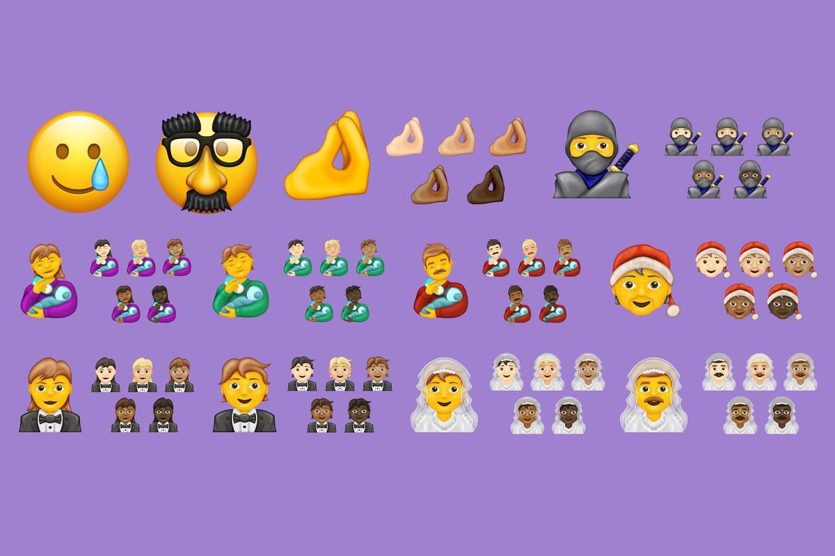 Emoji 13.0 Unveiled- Launch in 2020