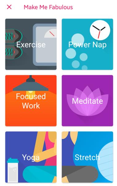 fabulous habit app