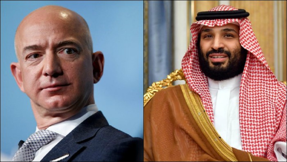 Saudi Crown Prince is not Involved in the Hacking of Jeff Bezos' Phone