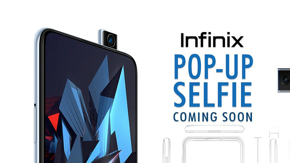 Infinix's Pop-up Camera Phones are No More Myths