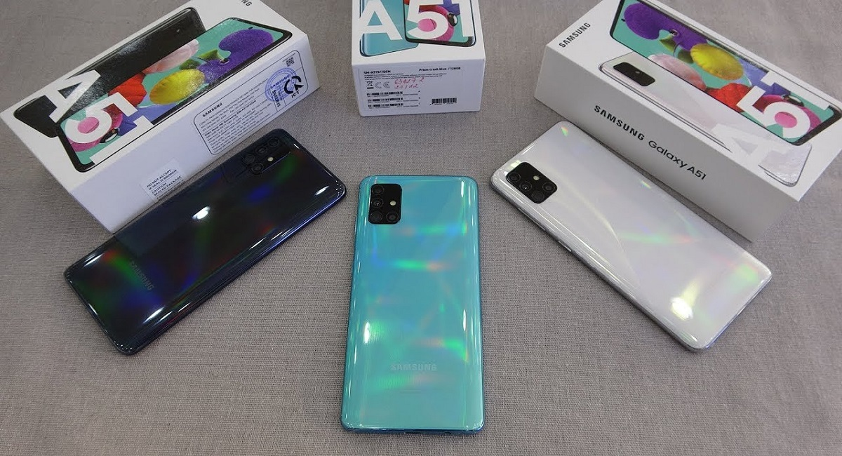 Galaxy A51 Price in Pakistan