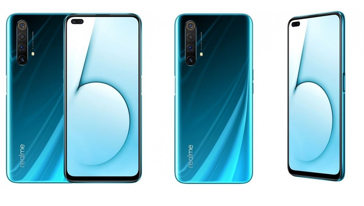 Realme X50 5G Launches