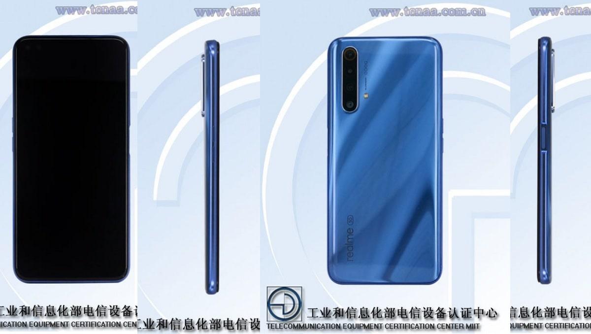 Realme X50 5G Images