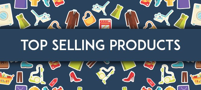 best selling products