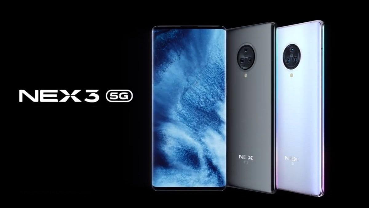 nex 3 5G variant