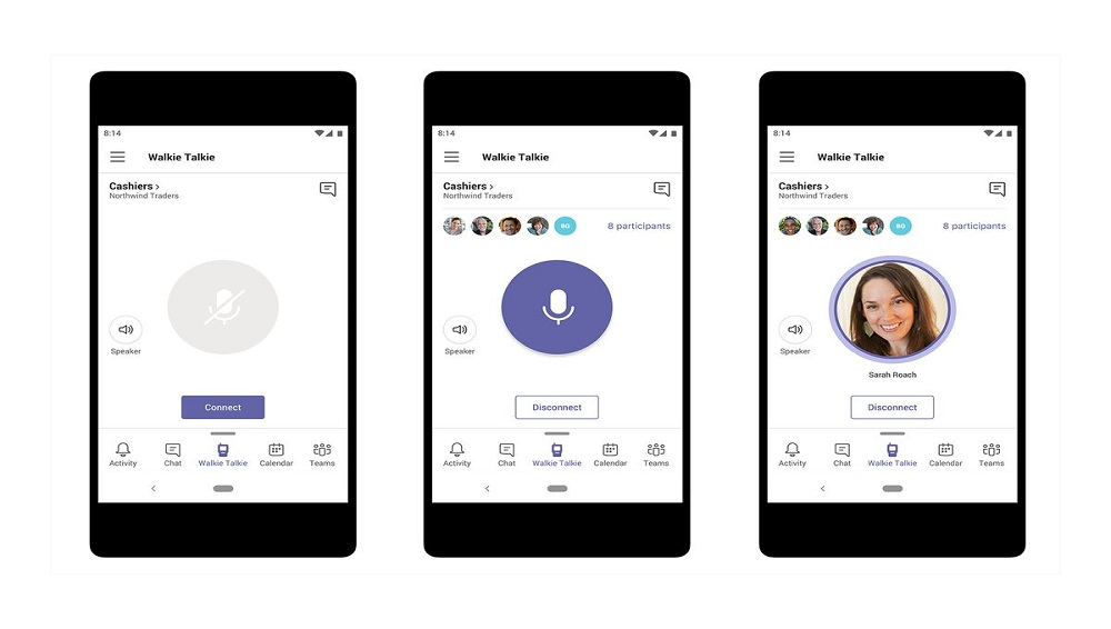 Want to Have Better Communication with Colleagues? Enjoy Microsoft Teams' Walkie Talkie Feature