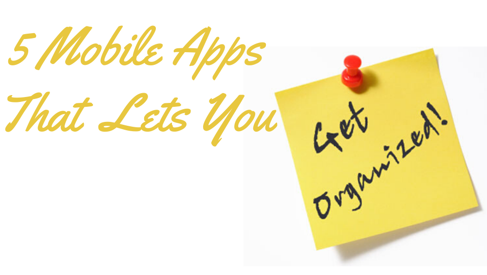 Photo of 5 Best Management Apps For Android