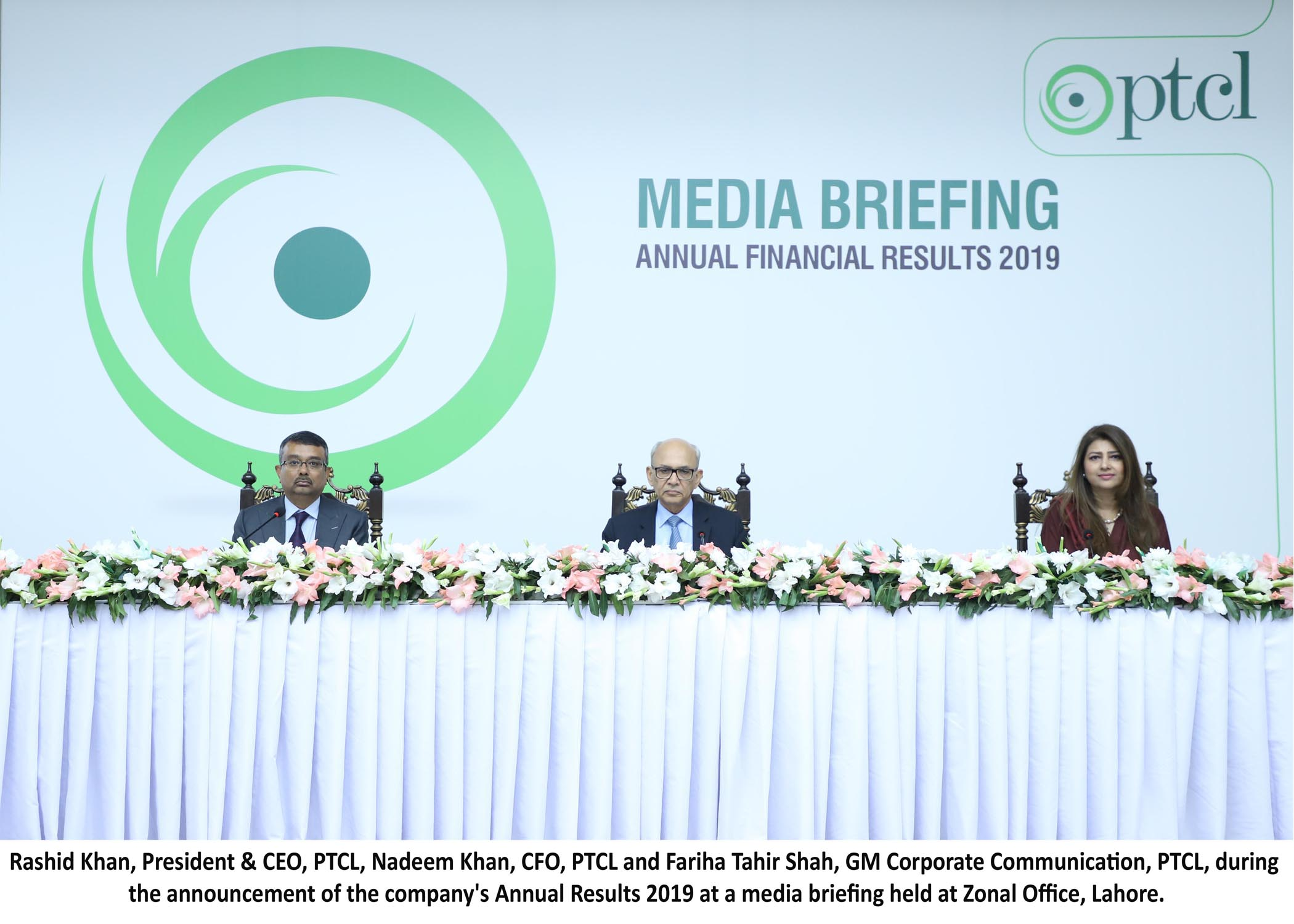 PTCL announces 5% Final Cash Dividend