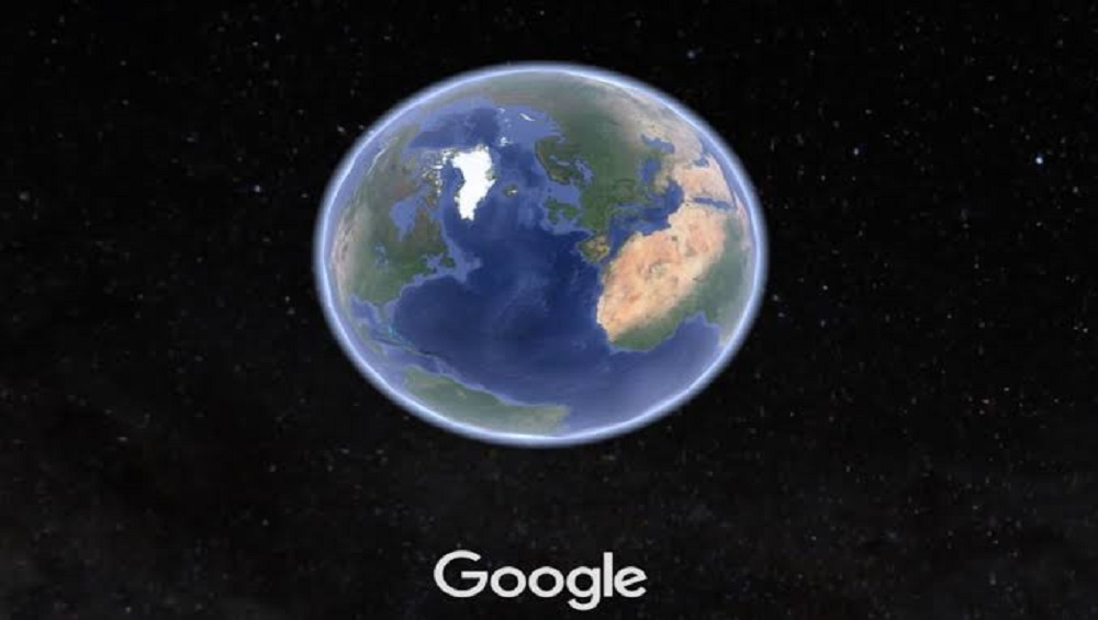 Stare the Stars with Google Mobile Earth App