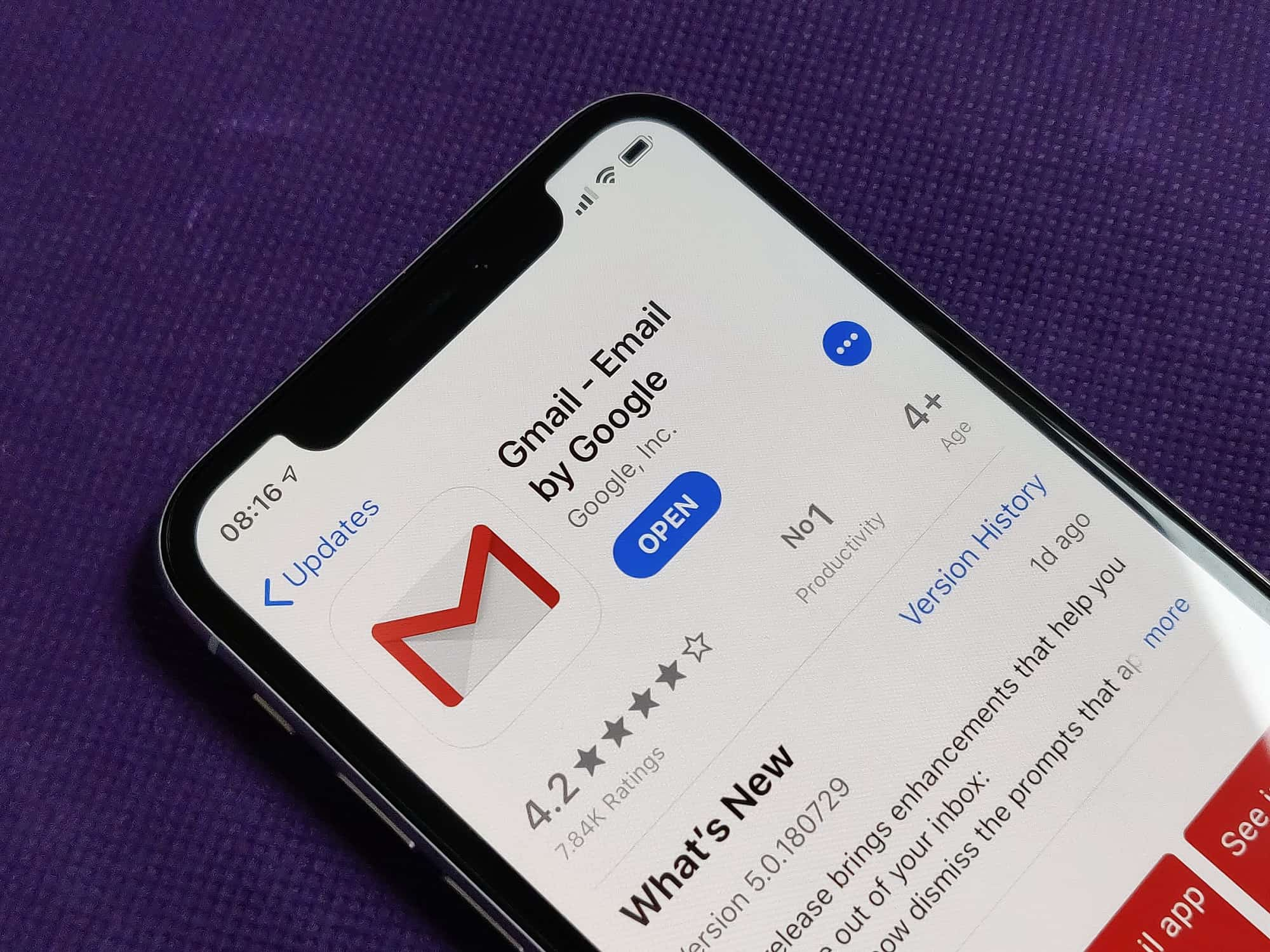 Gmail for iOS Update Changes the Way People Add Attachments