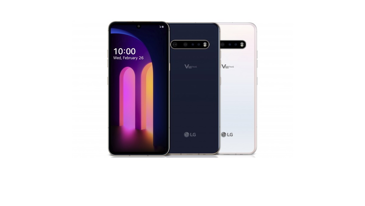 Photo of LG V60 ThinQ 5G is Now Live with Snapdragon 865