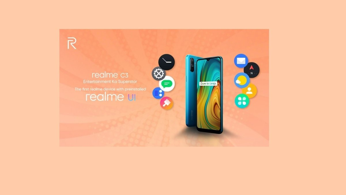 Realme C3 full specifications revealed ahead of its launch on 6th February