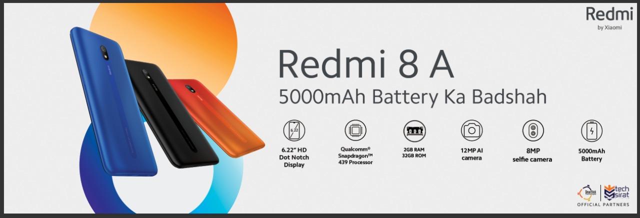 Xiaomi Redmi 8A Pakistan
