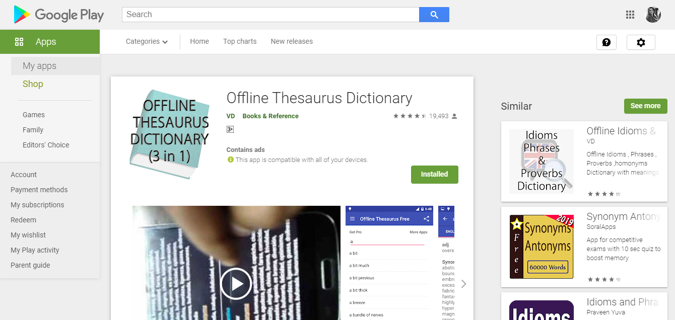 6 Best Free Offline Dictionaries