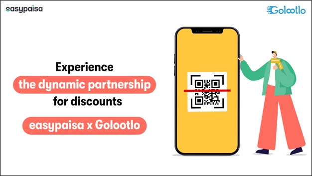 GoLootlo discounts and offers now available directly on Easypaisa App
